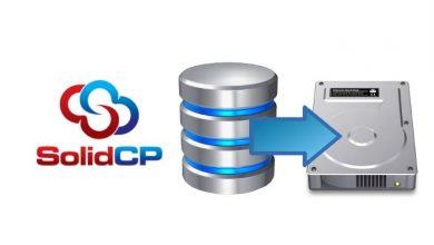 Photo of نحوه گرفتن Backup در SolidCP