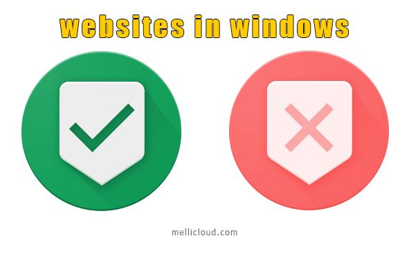 blocking_all_websites_except_one_on_windows