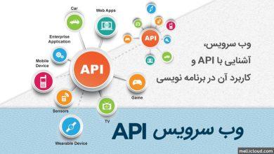 Photo of وب سرویس چیست؟ آشنایی با API و کاربرد آن در برنامه نویسی