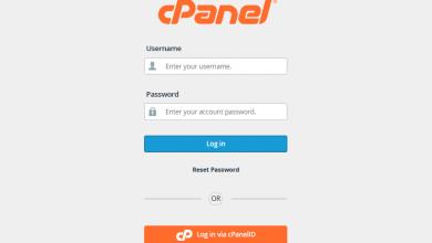 Photo of مشکل امنیتی Cpanel